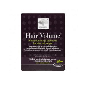 Hiuksille ja kynsille Hair Volume