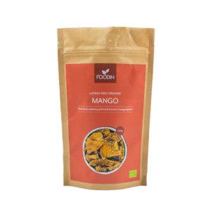 Kuivattu Luomumango 100g.