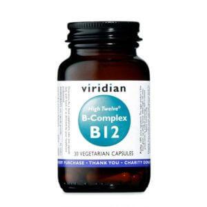 Viridian Vahva B-vitamiini.